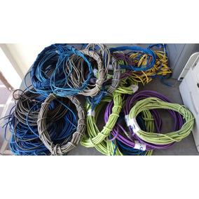 Cables Utp Usados Cat5 Y Cat6