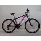 Bicicleta Mtb Venzo Loki Rodado 26 - 21 Veloc Shimano