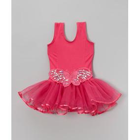 Malla Bailarina Danza Nena Importada Fc Mp L(4a6 Años)