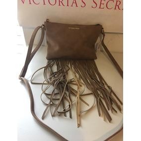 Bolsa De Lado Com Franjas - Victoria Secret Original