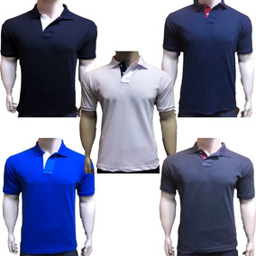 fb8d482590 Kit 6 Camiseta Camisa Gola Polo Masculina Revenda Atacado