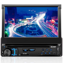 Dvd 7 Pol Retratil Touch Multilaser P3295 Blade Usb Sd Aux