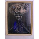 Obra Original Pintor Dominicano Gilberto Hernández Ortega