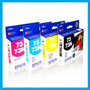 Tinta Epson 73, Pack X 4 Colores A Solo S/.139.99