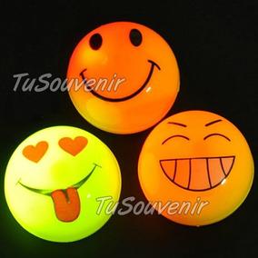 Nariz Luminosa Emoticon Led Emoji Souvenir Cotillon Fiesta