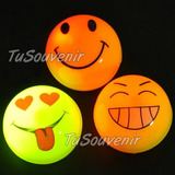Nariz Luminosa Emoticon Led Emoji Souvenir Cotillon Fiesta