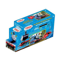 Thomas & Amigos Cumpleaños Sorprenden 24 Piso Rompecabezas