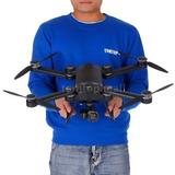 Gdu Byrd Premium 2.0 12mp Cámara 4k Fpv Quadcopter Drone