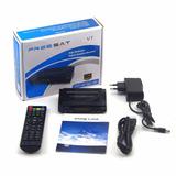 Freesat V7 Hd + Antena Wifi, Envío Gratis, Rojo O Azul