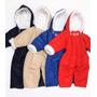 Astronauta Enterito Termico Bebes Ajuar Body Campera Nieve