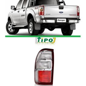 Lanterna Traseira Ford Ranger 2010 2011 2012 Bicolor Nova
