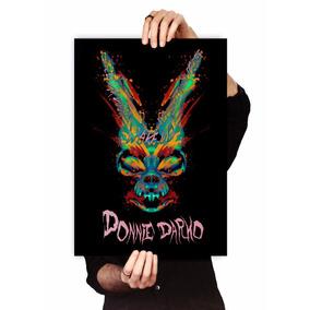 Poster A3 Adesivo Donnie Darko (30x42cm)