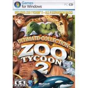 Pc - Zoo Tycoon 2 Ultimate Esp (acepto Mercado Pago Y Oxxo)