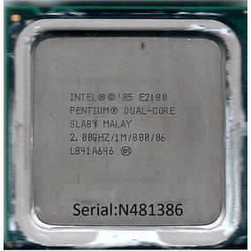 Procesador Intel Pentium Dual Core E2180 2.0 Ghz