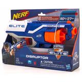 Nerf N-strike Discruptor Elite Tambor Giratorio 6 Disparos