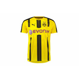 Camiseta Puma Borussia 2017/2018 Am/ng Newsport