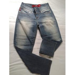 Calças Feminina Jeans Tm 40 Semi Novas