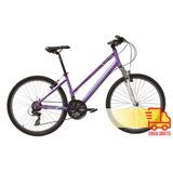Bicicleta Dama Vairo 3.5l Suspension Rod.26 Talle S Blanca
