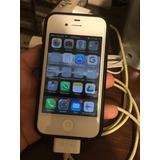 Iphone 4 16 Gb Telcel Blanco