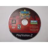 Snk Arcade Classics Vol 1 Ps2 Playstation 2