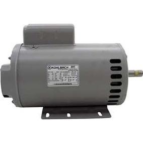 Motor Para Betoneira De 200 Litros Mono 1 C.v 1750 Rpm