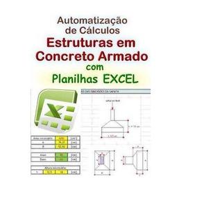 Planilhas Engenharia Civil Concreto Armado Hidrossanitário