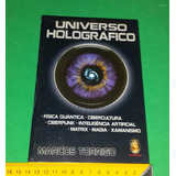 Universo Holográfico - Marcos Torrigo - Livro Novo