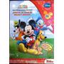 La Casa De Mickey Mouse - Mi Primera Biblioteca - 8vol.+dvd