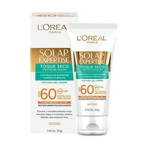 Protetor Solar Facial L`oréal Expertise Diário Toque Seco Fp