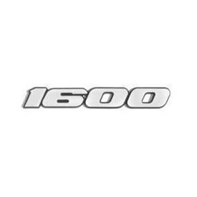 Emblema Tampa Traseira Fusca 1600 De 91 Até 95