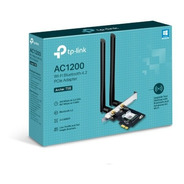 Adaptador Wifi + Bluetooth Pci-e Tplink Archer T5e Ac1200