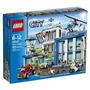 Estación De Policía De Lego City Police 60047