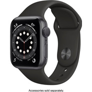 Apple Watch Se 44mm Gps Lacrado C/ Nf Envio Imediato