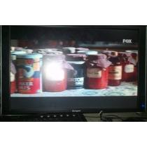 Televisor Monitor Lcd 22 Pulgadas Siragon Tv Plano+control