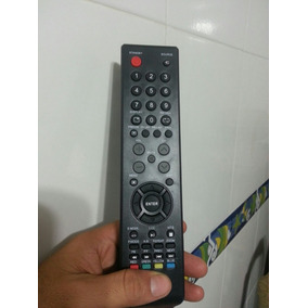Control Para Tv Milexus Modelo No: Ml-led-32