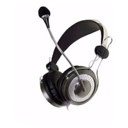 Auriculares Con Microfono Genius Hs-04su Gamer Pc Zoom Skype