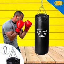 Set De Boxeo Saco Y Guantes Para Entrenamiento Fitness