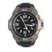 Reloj Feraud F100m1-03 Hombre Sumergible 100m Silicona