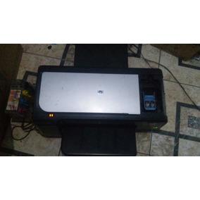 Impressora Hp K8600 Com Adapitacao Para Cds