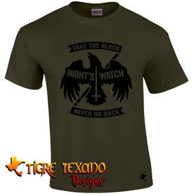 Playera Game Of Thrones Mod. 16 By Tigre Texano Designs
