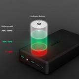 Power Bank Bateria Aukey 30000 Carga Rapida Pb-y3 Entrega Ya