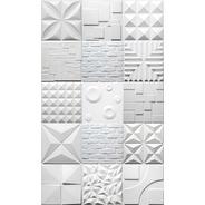 Placas De Revestimento Decorativo 50cmx50cm Ilove3d