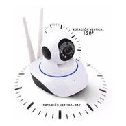 Pack 2 X Cámara Ip Hd Wifi Motorizada Micro Sd Vision Noctur