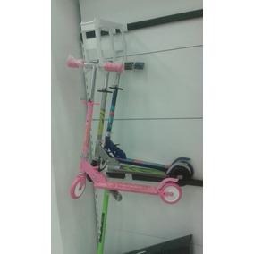 Monopatin De Hierro Scooter 2 Ruedas Para Niñas Oferta
