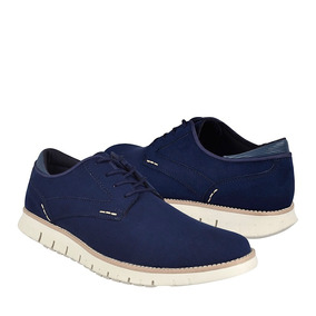 Zapatos Casuales Whats Up 121329 Suede Marino