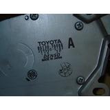 Motor Limpiavidrio Trasero 4runner 2002-2005 Original Toyota