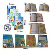 Kit O Livro Dos Espíritos Para Crianças - Volume 1,2,3,4