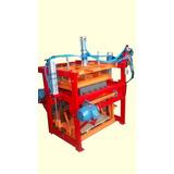 Máquina Para Fabricar Blocos + 02 Formas