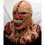 Máscara De Látex De Resident Evil: Nemesis Deluxe