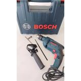 Taladro Percutor Bosch 13mm Gsb13re 650w Entrega Sin Cargo